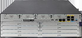 HPE MSR3000 Высокопроизводительная маршрутизация со скоростью до 5 млн пакетов/с